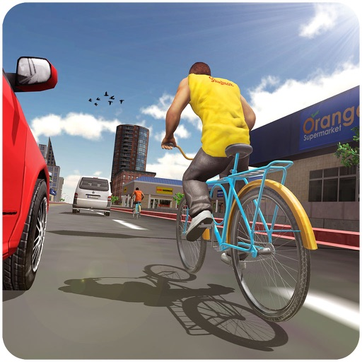 Real Speed Bicycle racing game