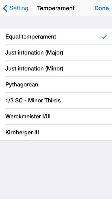 Screenshot for Tuner by Piascore in Greece App Store