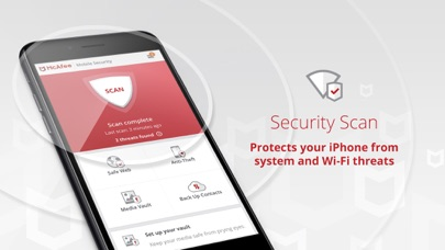 Mobile Security & Wifi Scan for Windows