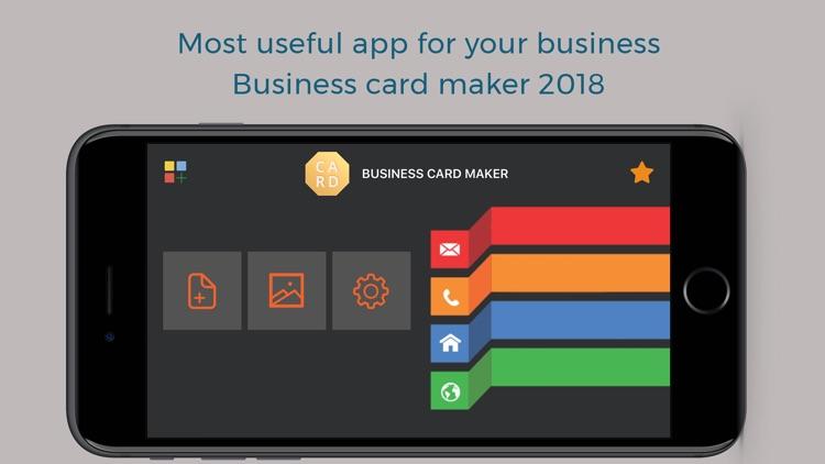 Custom Business Card Maker