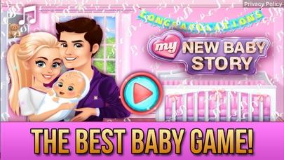 My New Baby Story screenshot one