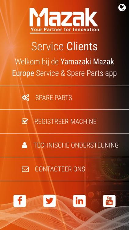 Mazak Benelux Service by HROC