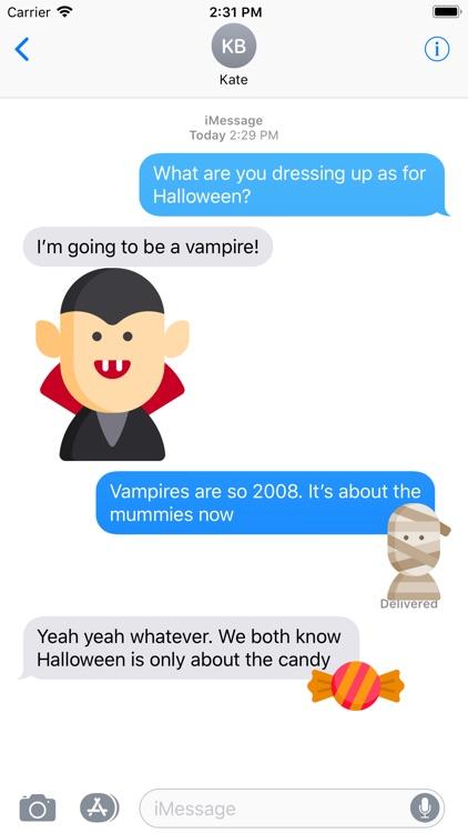 The Halloween Sticker Pack