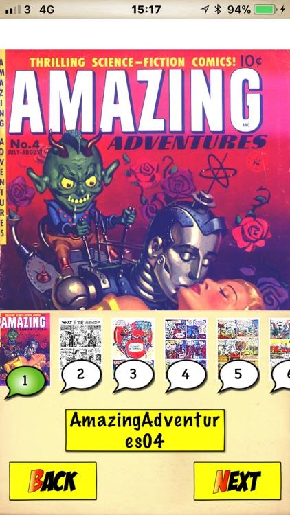 KomiX - Comic Book Reader screenshot-6