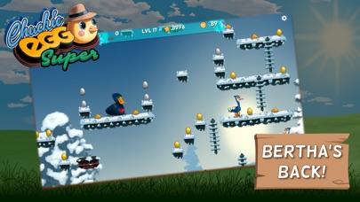 Super Chuckie Egg Screenshot on iOS