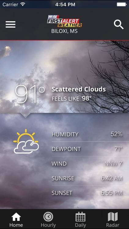 WLOX Weather