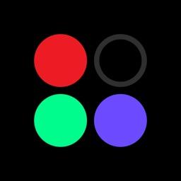 Fit the Ballz ~ make 10 x 10 blocks w/ balls game