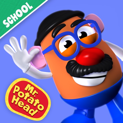 Mr Potato Head: School Ed.