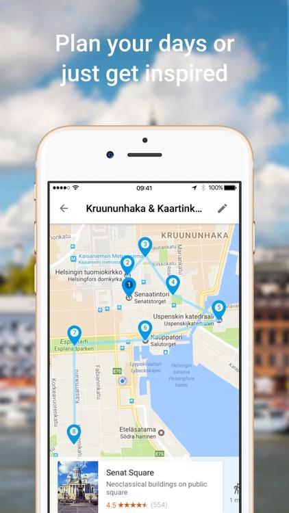 Google Trips – Plan Your Trip screenshot-4