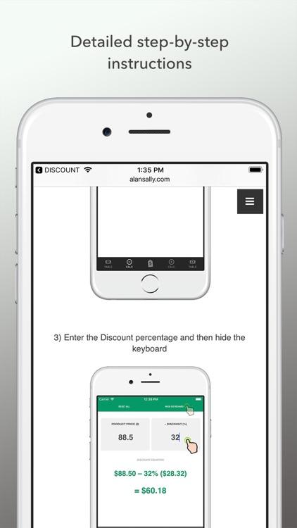 Discount Calculator 2019 screenshot-4