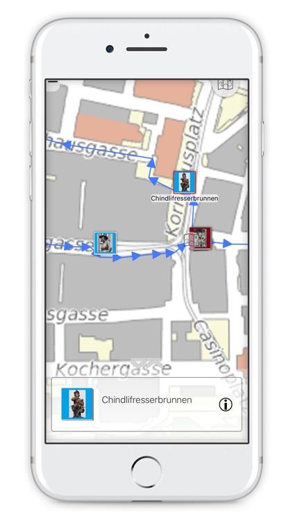 Berner Altstadtführer screenshot-3
