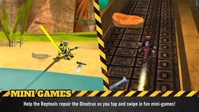 Dinotrux App – Trux It Up! Screenshots