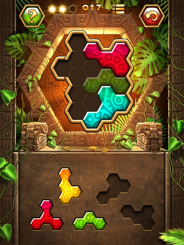 Montezuma Puzzle 3 Screenshot