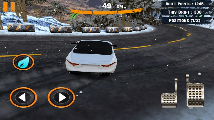Car Transform Drift Racing screenshot-4