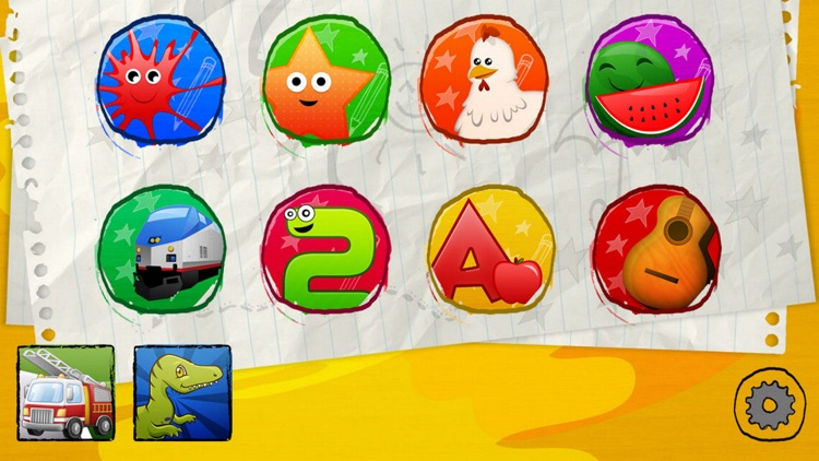 First Words Learning Puzzles screenshot-4