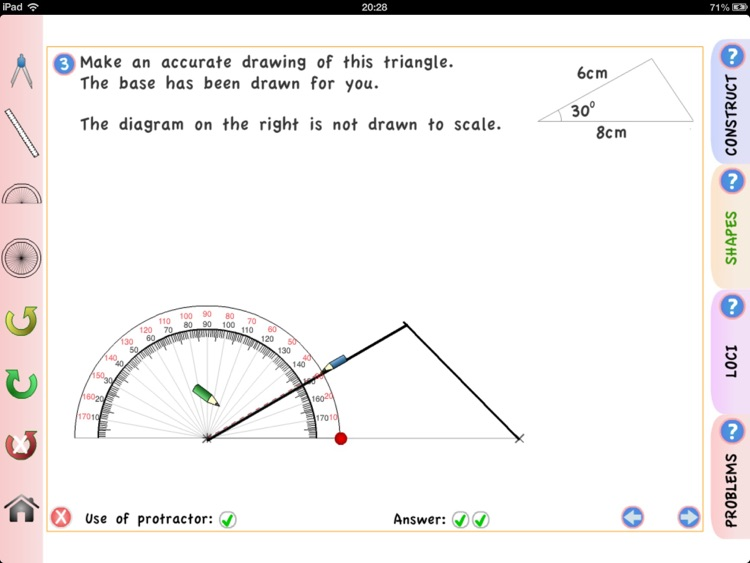 Ruler and Compass Geometry screenshot-3