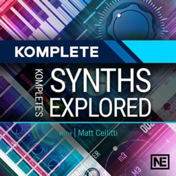 Synths Course For Komplete 11