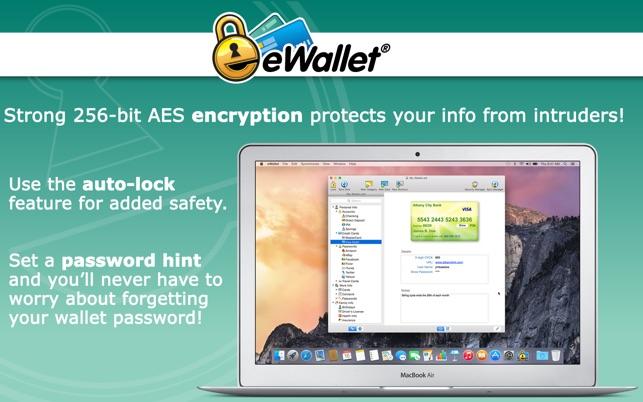 ewallet for windows pc