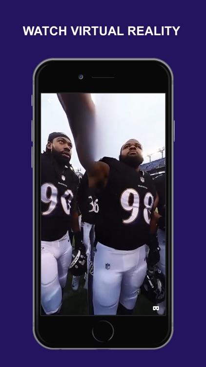 Baltimore Ravens Mobile screenshot-9