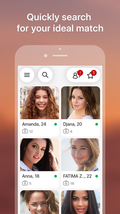 AmoLatina: Casual Dating App for Instant Chat