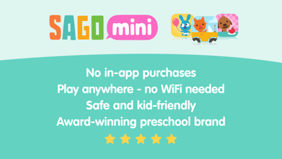 Sago Mini Babies Dress Up Screenshot
