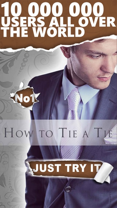 How to Tie a Tie Fast and Easy Screenshot