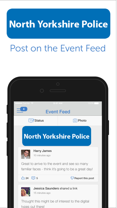 NYP Events screenshot two