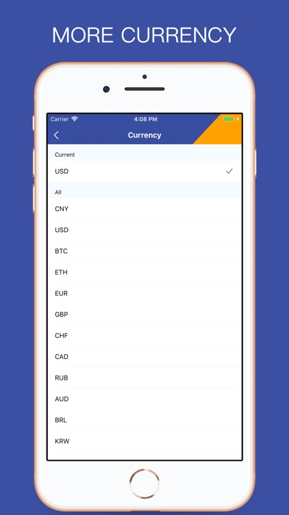 MyCoin-BTC ETH Accounting App screenshot-4