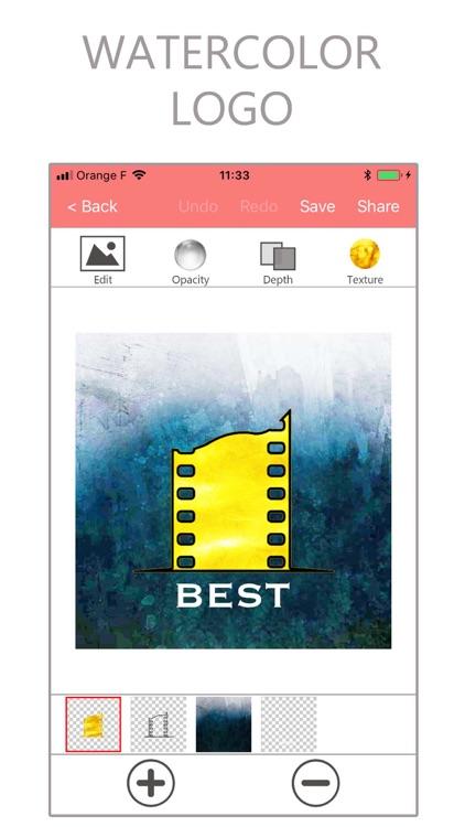 Logo Maker - Easy Logo Creator screenshot-4