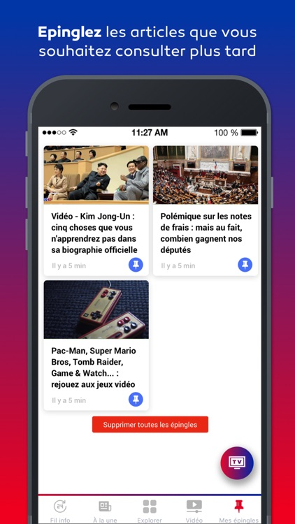 LCI, la chaîne info en continu screenshot-4