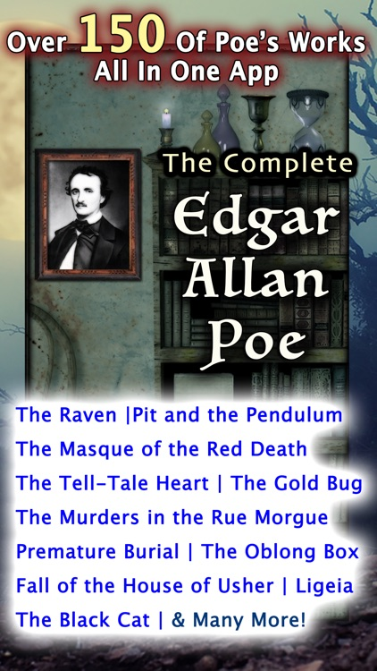 Complete Edgar Allan Poe screenshot-0