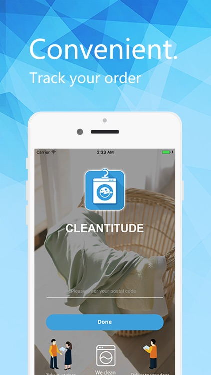 Cleantitude - Dry Cleaning