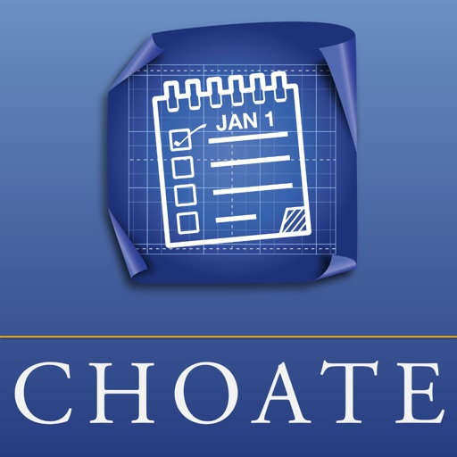 Choate Planner