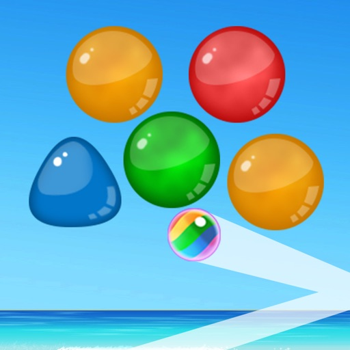 Bubble Shooter: Number Balls iOS App