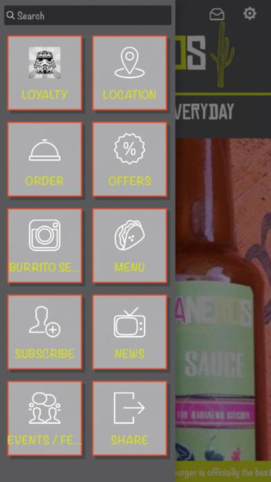 Habaneros Mexican Street Food screenshot two