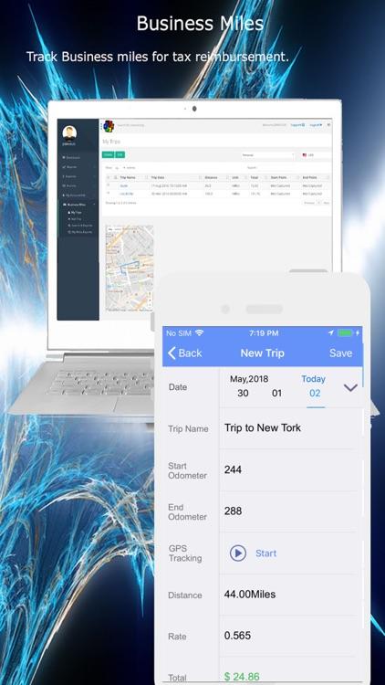 Num Receipt Tracker screenshot-3