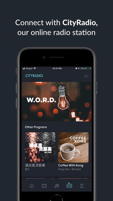 The CHC App