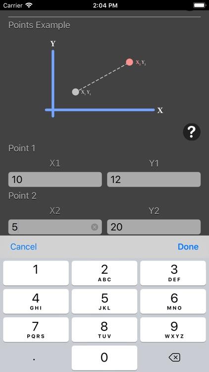 Slope Calculator Plus screenshot-3