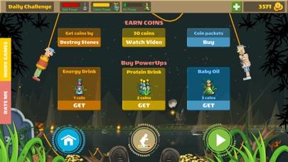 Rope Heroes : Hole Runner Game screenshot 5