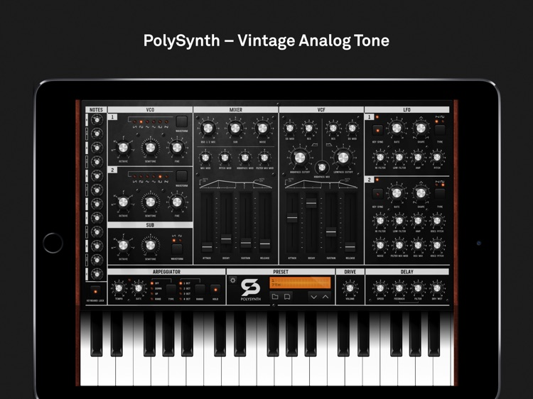 PolySynth screenshot-0