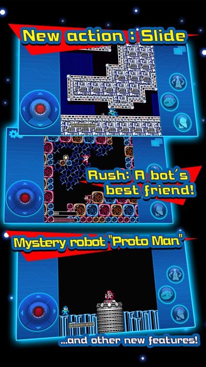 MEGA MAN 3 MOBILE screenshot-3