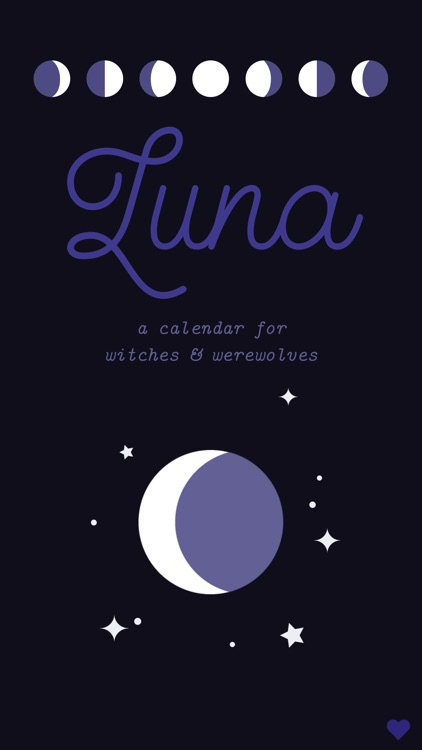 Luna — Lunar Calendar screenshot-0