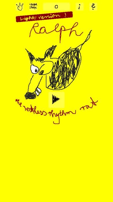 Ralph the Restless Rhythm Rat