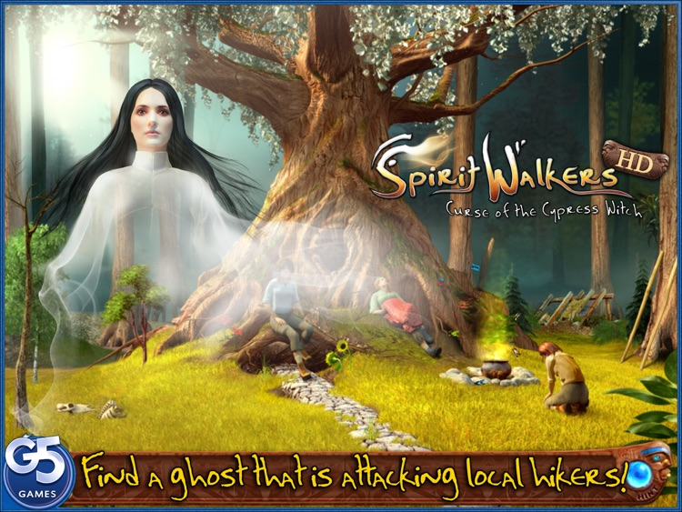 Spirit Walkers HD screenshot-0