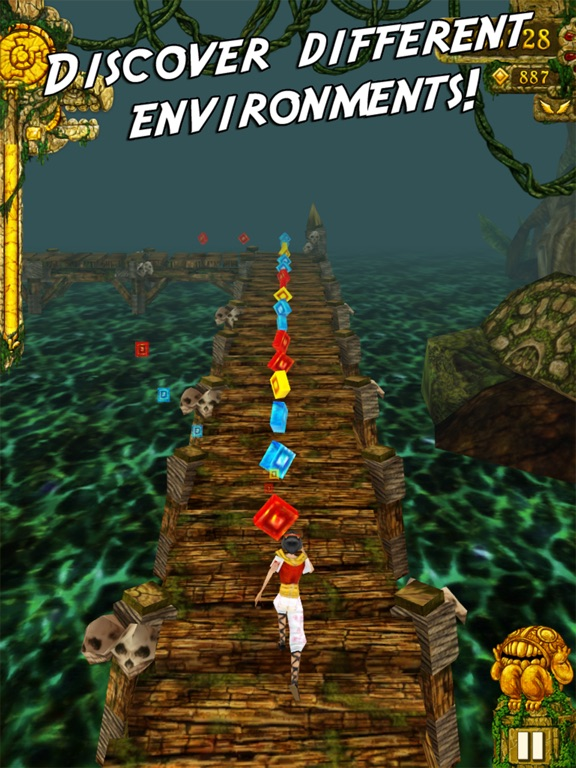 Temple Run Screenshots