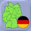 German States - Geography Quiz - 単語ゲームアプリ