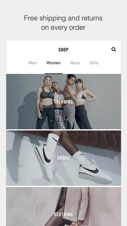 Nike screenshot-1
