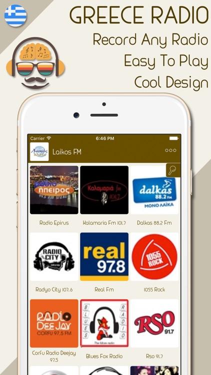 Live Greece Radio Stations