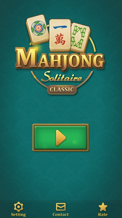 Mahjong Solitaire: Classic screenshot-0