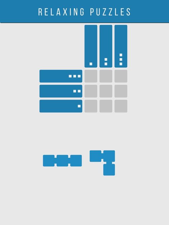 Screenshot #2 for Shapeuku - Shape Puzzle Game